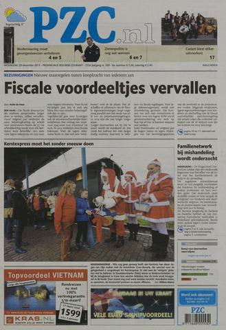 Provinciale Zeeuwse Courant 2011-12-28