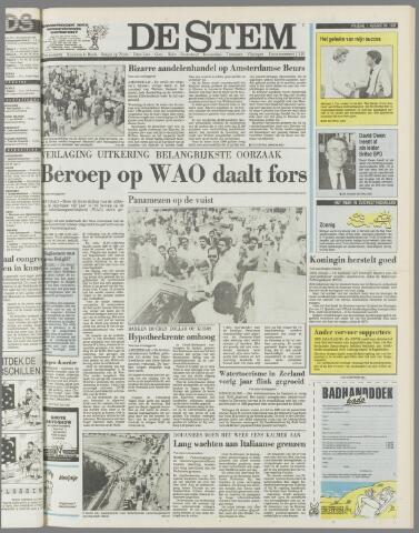 de Stem 1987-08-07