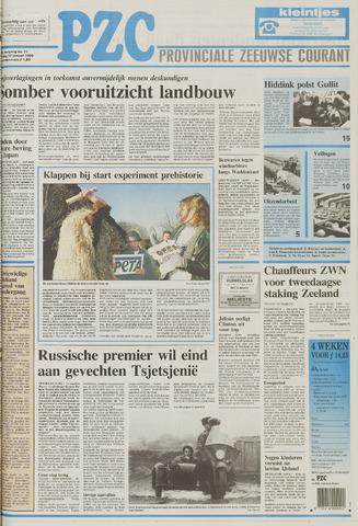 Provinciale Zeeuwse Courant 1995-01-17