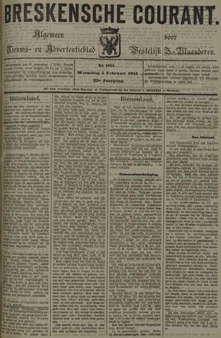 Breskensche Courant 1913-02-05