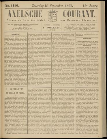 Axelsche Courant 1897-09-25