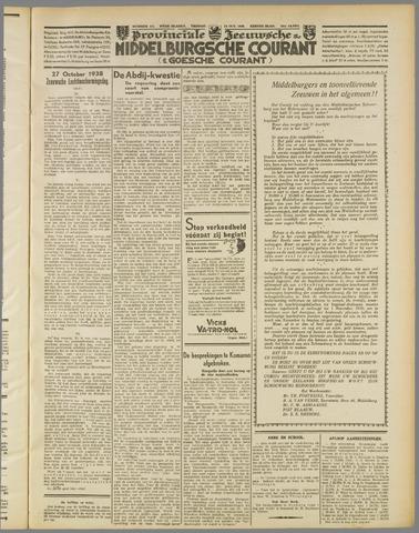 Middelburgsche Courant 1938-10-14