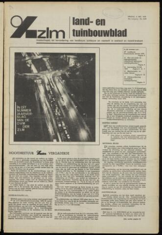 Zeeuwsch landbouwblad ... ZLM land- en tuinbouwblad 1975-05-09