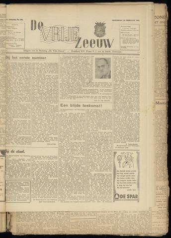 de Vrije Zeeuw 1946-02-20