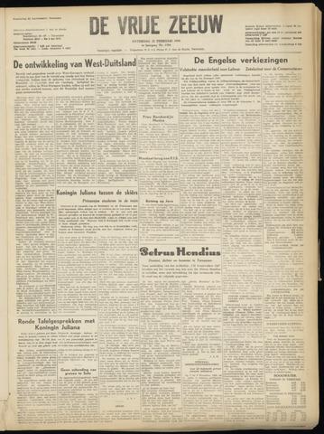 de Vrije Zeeuw 1950-02-25