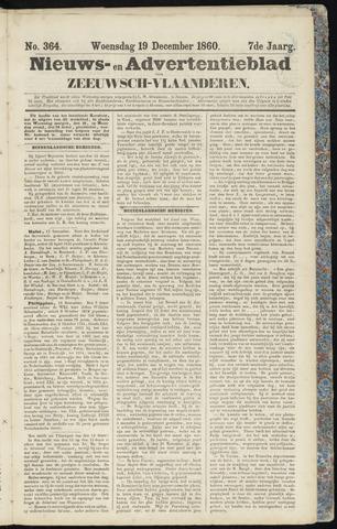 Ter Neuzensche Courant. Algemeen Nieuws- en Advertentieblad voor Zeeuwsch-Vlaanderen / Neuzensche Courant ... (idem) / (Algemeen) nieuws en advertentieblad voor Zeeuwsch-Vlaanderen 1860-12-19