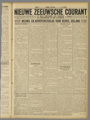 Nieuwe Zeeuwsche Courant 1928-07-10