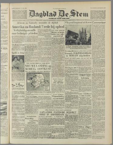 de Stem 1950-09-21