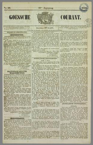 Goessche Courant 1856-03-10