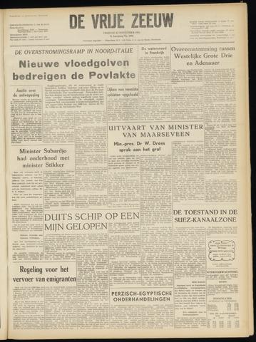 de Vrije Zeeuw 1951-11-23