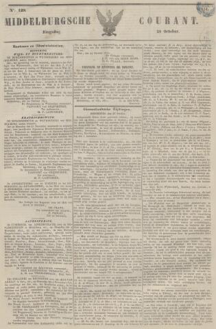 Middelburgsche Courant 1851-10-28