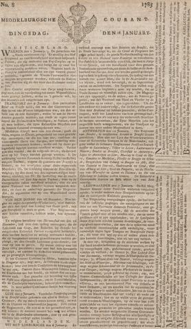 Middelburgsche Courant 1785-01-18