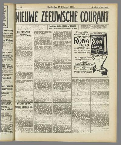 Nieuwe Zeeuwsche Courant 1912-02-15