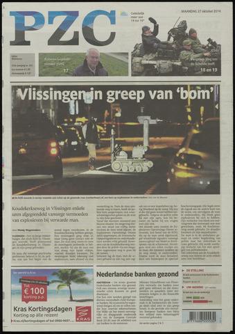 Provinciale Zeeuwse Courant 2014-10-27