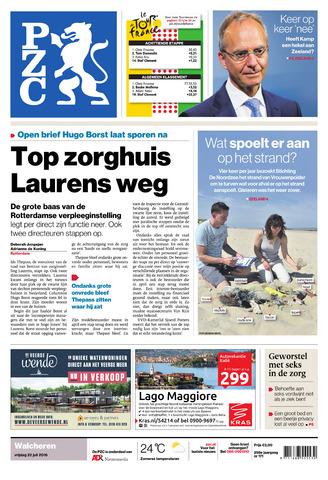 Provinciale Zeeuwse Courant 2016-07-22