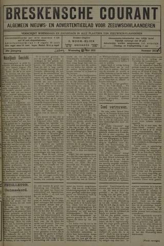Breskensche Courant 1921-05-28