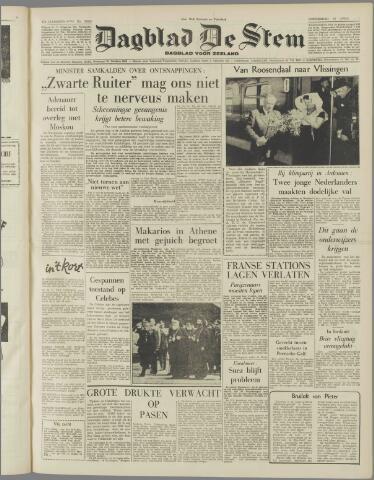 de Stem 1957-04-18