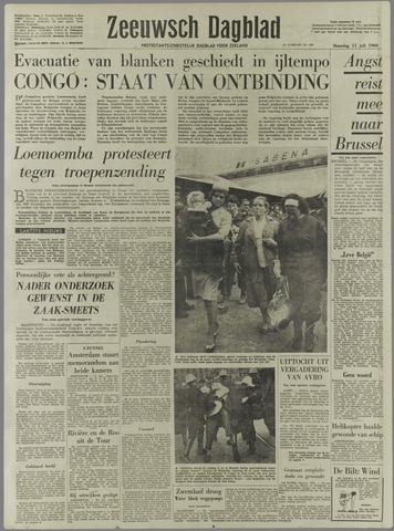 Zeeuwsch Dagblad 1960-07-11