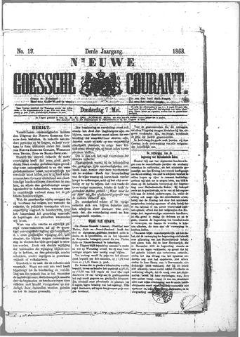 Nieuwe Goessche Courant 1868-05-07