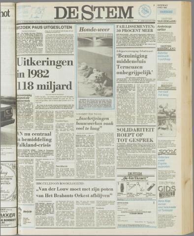 de Stem 1982-05-08