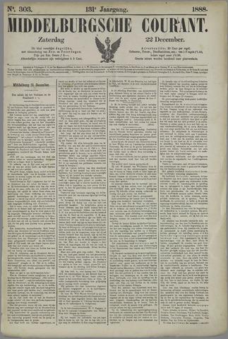 Middelburgsche Courant 1888-12-22
