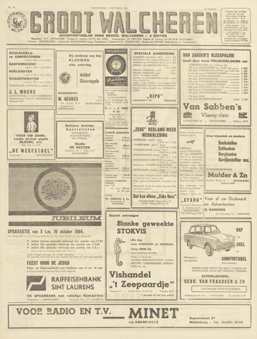 Groot Walcheren 1964-10-08
