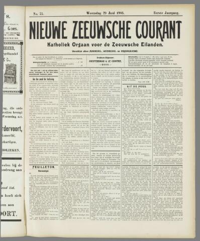 Nieuwe Zeeuwsche Courant 1905-06-29