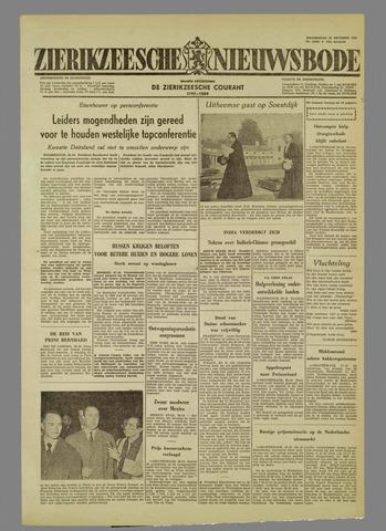 Zierikzeesche Nieuwsbode 1959-10-29
