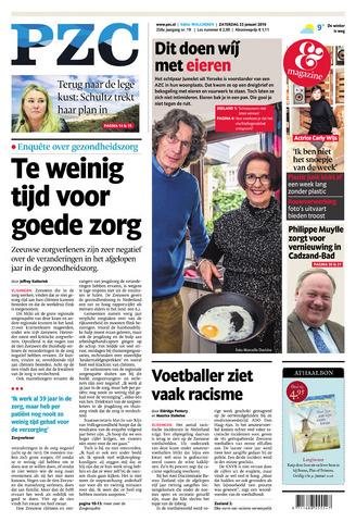 Provinciale Zeeuwse Courant 2016-01-23