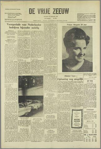 de Vrije Zeeuw 1963-01-18