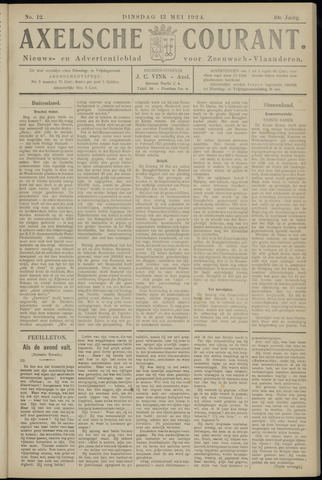 Axelsche Courant 1924-05-13