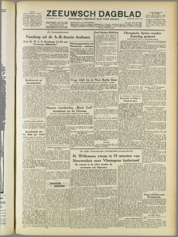 Zeeuwsch Dagblad 1952-07-21