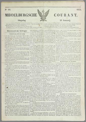 Middelburgsche Courant 1855-01-23