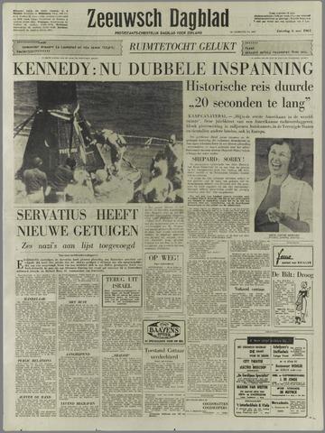 Zeeuwsch Dagblad 1961-05-06