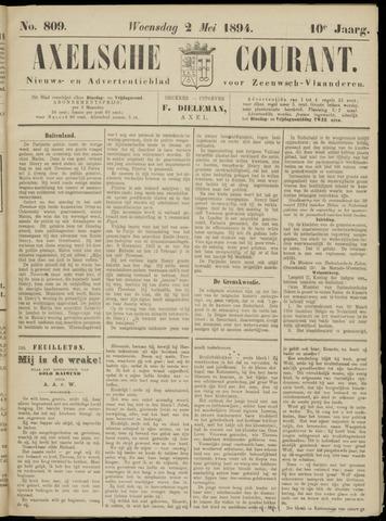 Axelsche Courant 1894-05-02