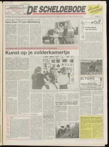 Scheldebode 1992-11-25