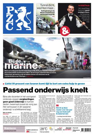 Provinciale Zeeuwse Courant 2016-06-23