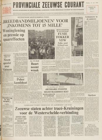 Provinciale Zeeuwse Courant 1969-05-13