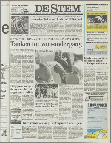 de Stem 1987-07-31
