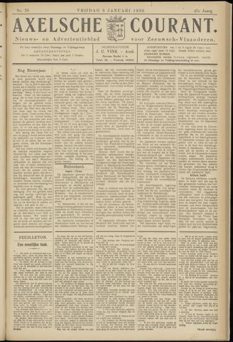 Axelsche Courant 1932-01-08