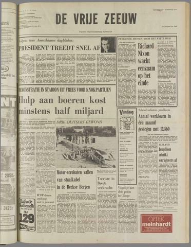 de Vrije Zeeuw 1974-08-08