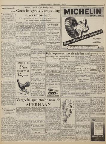 Watersnood documentatie 1953 - kranten 1953-05-09