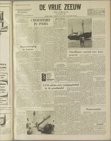 de Vrije Zeeuw 1960-02-12