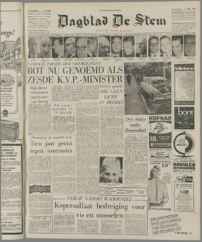 de Stem 1965-04-09