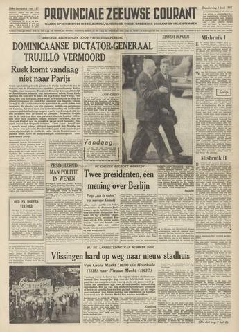 Provinciale Zeeuwse Courant 1961-06-01