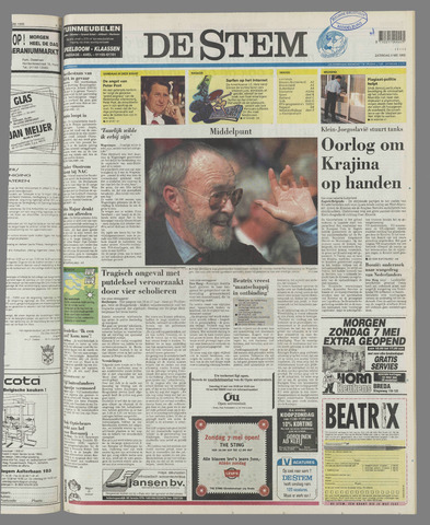de Stem 1995-05-06