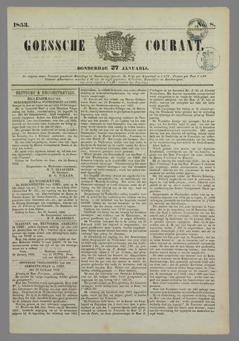 Goessche Courant 1853-01-27