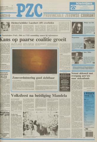 Provinciale Zeeuwse Courant 1994-05-11