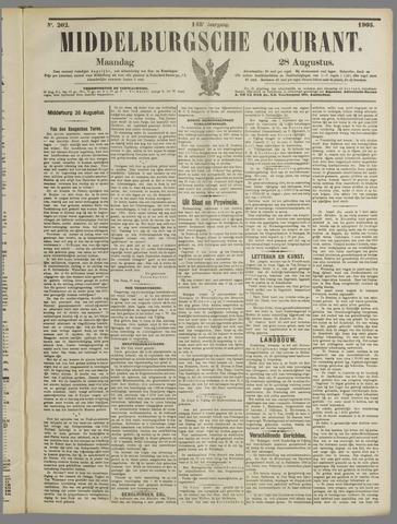 Middelburgsche Courant 1905-08-28