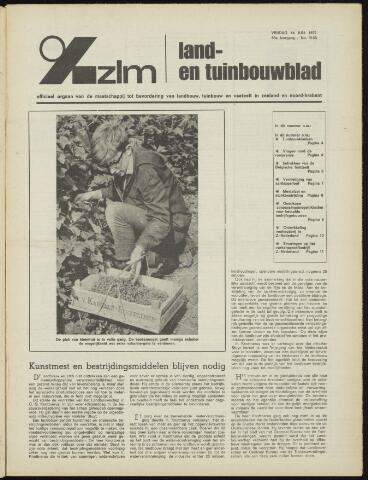 Zeeuwsch landbouwblad ... ZLM land- en tuinbouwblad 1972-07-14